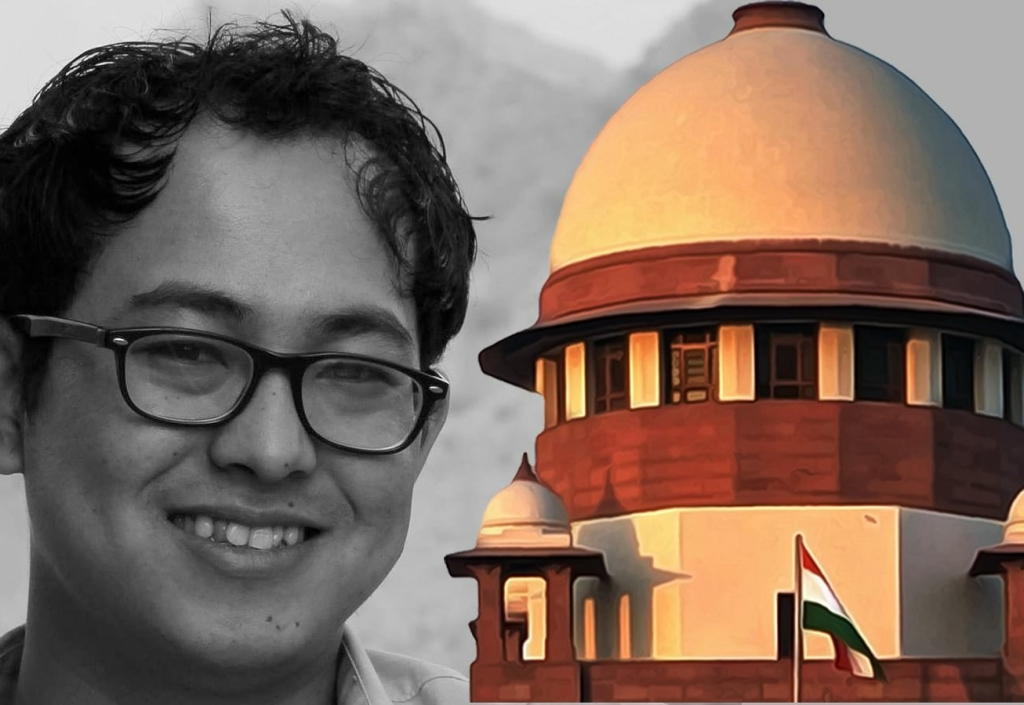 """""""Can't keep him in jail even for a day:"""" Supreme Court orders release of activist charged for FB post criticising use of Cow dung as COVID cure"""